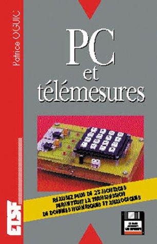 PC ET TELEMESURES. Avec une disquette