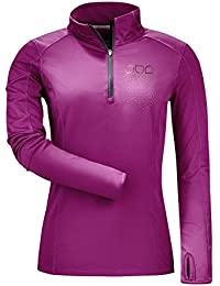 Cavallo transpirable Función Camiseta Jolie, todas las estaciones, unisex, color fucsia, tamaño 44
