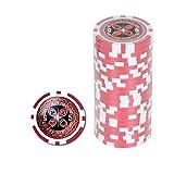 Ultimate Pokerchips 5 Er Wert Poker Chip Roulette Casino Qualität