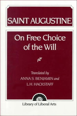 augustine on free choice of the will pdf