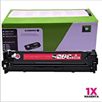 Compatible HP CC530A toner cartridge for HP CP2025dn, CP2020 printer cartridge CM2320 toner cartridge hp304a,Red