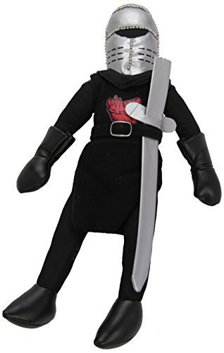 Toy Vault Black Knight Plush Toy by Toy Vault Black Knight Plush Toy