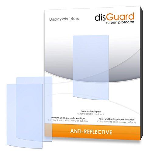 disGuard® Bildschirmschutzfolie [Anti-Reflex] kompatibel mit Oppo N3 [4 Stück] Entspiegelnd, Matt, Antireflektierend, Extrem Kratzfest, Anti-Fingerabdruck - Panzerglas Folie, Schutzfolie