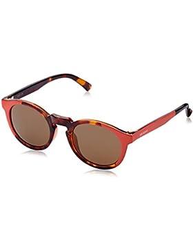 MR.BOHO, Coral/vintage tortoise dalston with classical lenses - Gafas De Sol unisex multicolor (carey), talla...