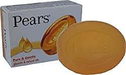 Pears Gental Soap (Brown), Pack Of 3 (75gmX3)