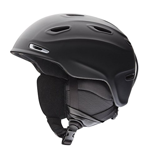 Smith Herren Helm Aspect, Matte Black, M, E00648ZE9-5559