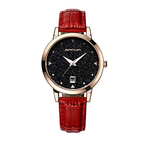 Sportuhr Sanda Fashion Moda Reloj Reloj Reloj de Cuarzo Impermeable Damas niñas