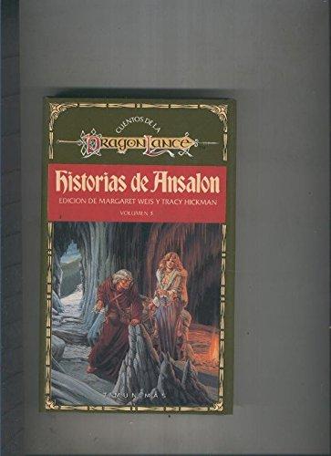 Cuentos de la dragon lance volumen III:Historias de ansalon