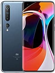 Xiaomi Mi 10 256 GB Akıllı Telefon, Gri (Xiaomi Türkiye Garantili)