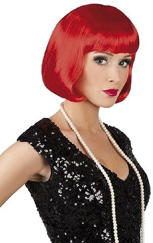 Cabaret Red Wig
