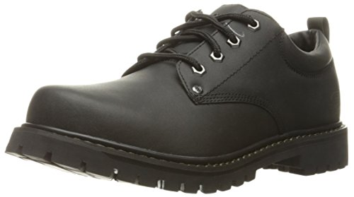 Skechers Men's Tom Cats 6618/BOL, Chukka Boots, Black, 9 UK (43 EU)