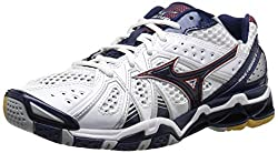 Mizuno Wave Tornado 9 Men Us 13 White Sneakers Uk 12 Eu 47