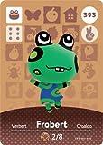 Frobert - Nintendo Animal Crossing Happy Home Designer Series 4 Amiibo Karte - 393