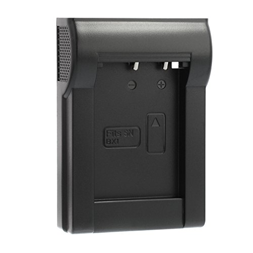 Adapter für Ladegerät Ladestation Charger Blumax, Powever - NP-BX1, NP-BX, NP-BX-1 Np 1 Adapter