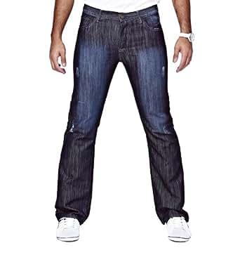 Mfaz - Jeans - Couleur : Bleu - Taille : 40