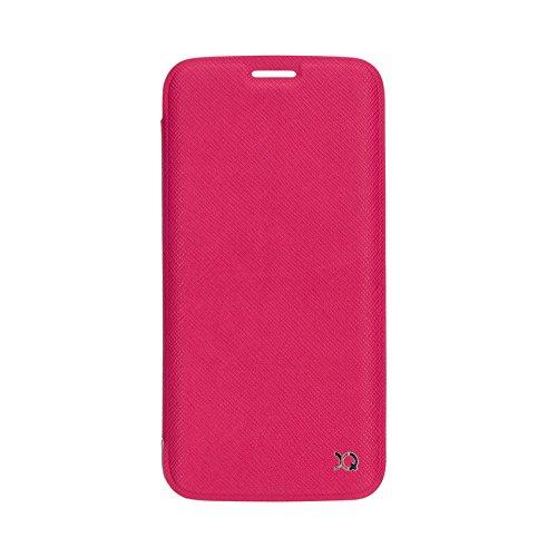 Xqisit Adour rabat pour iPhone 6/6S-Camel Rose