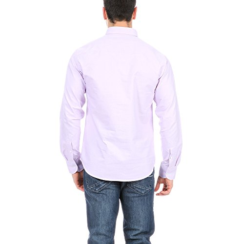 Ruckfield - Chemise parme rugby Chabal - Rose Rose