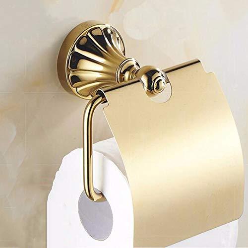 Nagel Freien Bad Handtuchhalter Crystal Toilettenpapier Rack Toilettenpapier Toilettenpapier Box - Anhänger E -