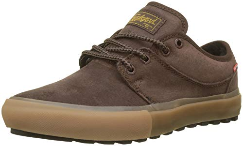 Globe - Mahalo - Chaussures de Skateboard - homme - Marron (Chestnut Gum  b60798442f3