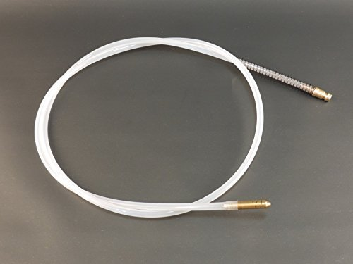Preisvergleich Produktbild Hohlraumsprühschlauch mit 0,4 mm Rundstrahldüse für Mike Sanders Korrosionsschutzfett