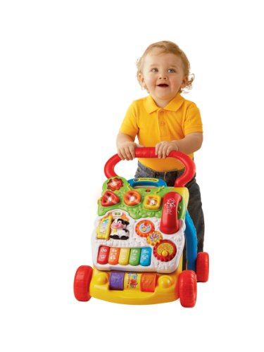 Image of VTech First Steps Baby Walker