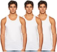 Jockey Men's Pack of 3 Vests Vest (pack o