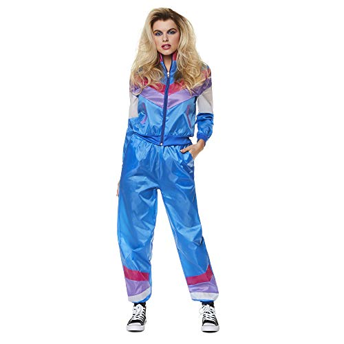 (Karnival 81331 Kostüm Women blau xl)