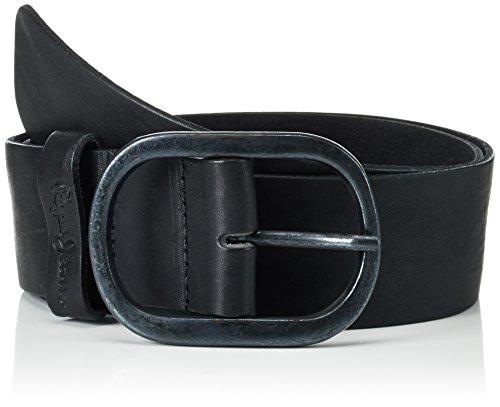 Pepe Jeans Venus Belt, Cintura Donna, Nero (Black), 90 cm (Taglia Produttore: 90)