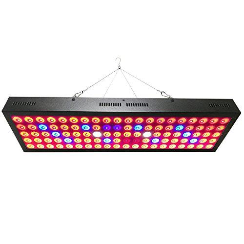 LED Grow Lampe Pflanzenlicht für Treibhaus Zimmerpflanzen Hydrokultur Gemüse und Blumen