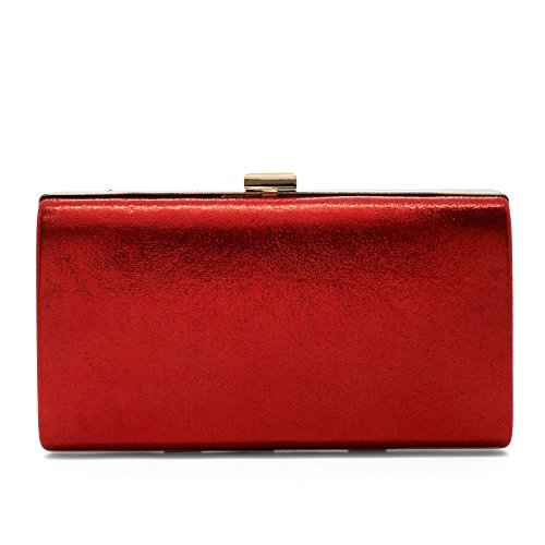 London Footwear ,  Damen Tasche rot