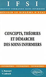 Concepts, théories et démarche des soins infirmiers, n° 15 de Véronique Lahrach