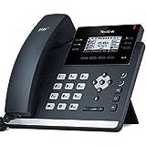 Yealink SIP-T41S Téléphone IP Noir