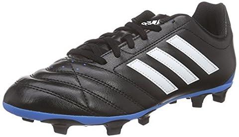 adidas Unisex-Kinder Goletto V Fg Fußballschuhe, Schwarz (Core Black/Ftwr White/Solar Blue2 S14), 28 (Fussballschuhe Jungen)