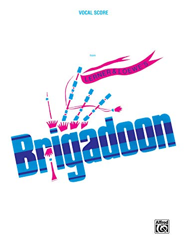Brigadoon (Vocal Score)