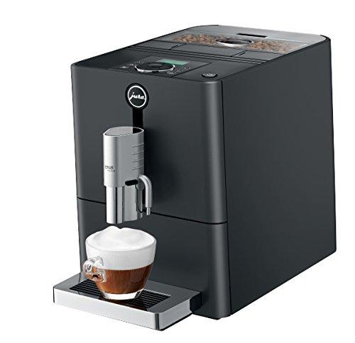 Jura ENA Micro 8 One Touch Libera installazione Macchina per espresso 1.1L Nero