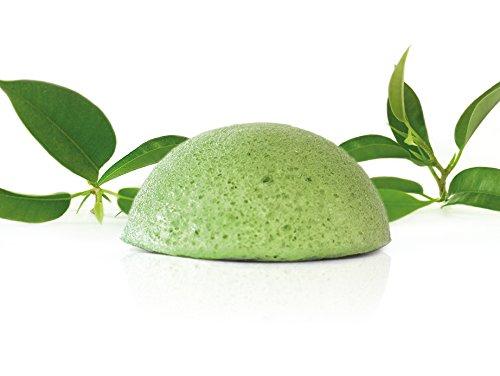 Thé Vert éponge Konjac