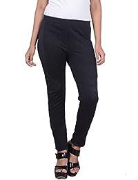 GDS Black Color Lycra Jegging ( For Womens)