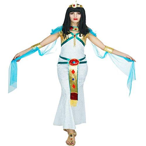 Sea Hare Costume egiziano delle donne del vestito operato da Cleopatra