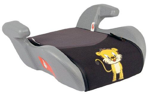 Autokindersitz United-Kids Belina Semi Gruppe II/III 15-36 kg Lizenzartikel Löwe schwarz