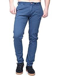 Kenzarro - Jeans Kd67038 Blue