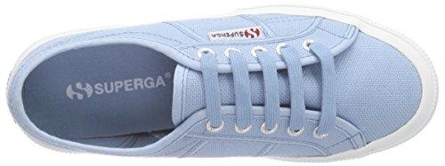 Superga Unisex-Erwachsene 2750 Cotu Classic Low-Top Blau (02Y)