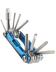 VeloChampion - MLT10 Velo Multi-Outil Multifonctions - 10 fonctions Bike Multi Tool