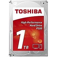 "Toshiba P300 1 To Disques internes (8,9 cm (3,5""), SATA)"