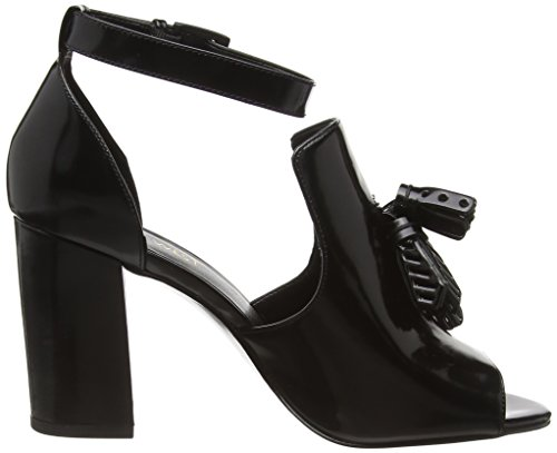 Nine West - Bevy, Décolleté Donna Nero