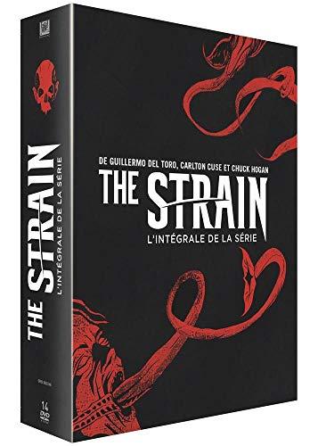 The Strain - Intégrale des Saisons 1 à 4