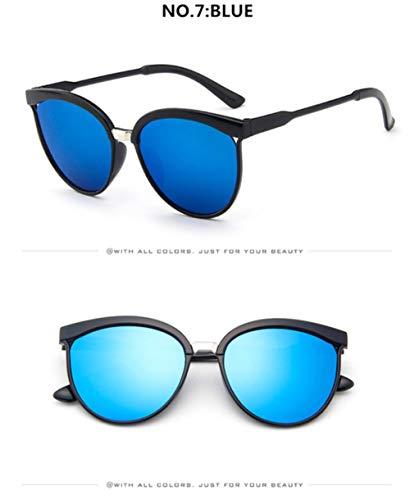 Passionate turkey Weinlese-Katzenauge-Sonnenbrillefrauenluxussonnenbrille des leidenschaftlichen Truthahndesigners Klassische Retro- Oculos de Sol Gafas im Freien, c7