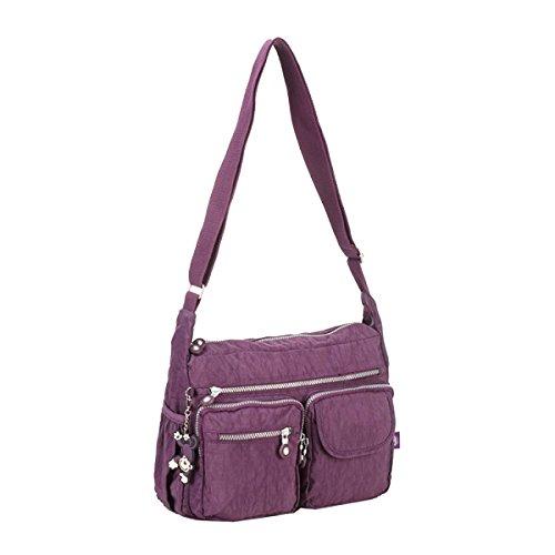 Yy.f Nuove Borse Signore Messenger Bag Borse A Tracolla Borsa Messenger Di Tendenza La Tendenza Di Messenger Bag Delle Donne Multi-colore A