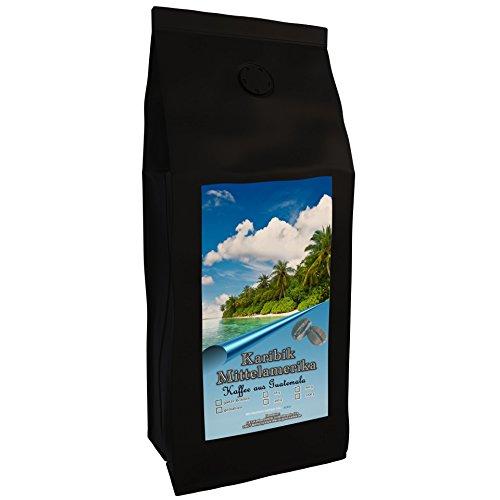 Kaffeespezialität Aus Mittelamerika - Guatemala, Dem Land Der Maya (Ganze Bohne,1000 Gramm) -...
