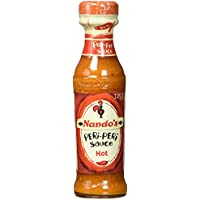 Nando´s Peri Peri Sauce Hot, 3er Pack (3 x 118 g)