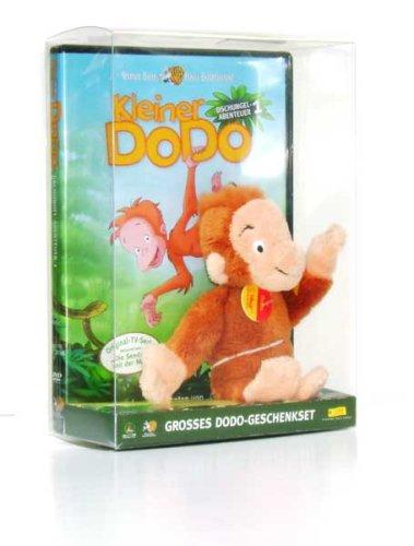 Dodo - Abenteuer im Dschungel Teil 1 (Geschenkverpackung inkl. Original Steiff Affe)